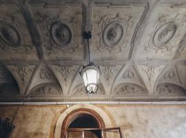 Gregorini Bingham Art Luxury Suites, hotel in Bologna