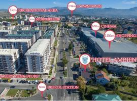 Hotel Ambiente, hotel in Podgorica