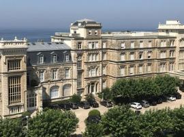 Résidence Helianthe, hôtel à Biarritz près de: Gare du Midi