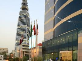 Business Inn Olaya Hotel، فندق في الرياض
