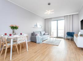 Seaside Beach 100m do Plaży - Hampton Apartments – hotel w Gdańsku