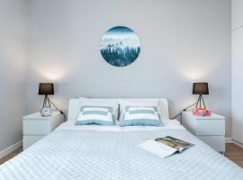 Seaside Beach 100m do Plaży - Hampton Apartments, hotel in Gdańsk
