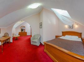 Гостиница Воскресенская, отель в Череповце
