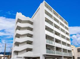 Condominium Hotel Likka in Nago, serviced apartment in Nago