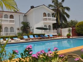 Colonia Santa Maria, spa hotel in Baga