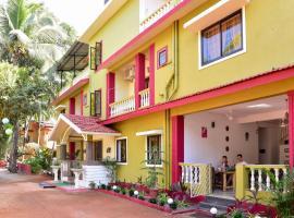 Laliguras Villa, accessible hotel in Candolim