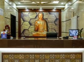 Hotel Raghunath, отель в городе Джамму
