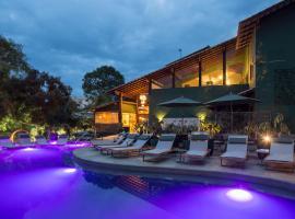 Casa da Lua Pousada, hotel em Alto Paraíso de Goiás