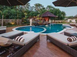 Mamamia Island Villa, hotell sihtkohas Nusa Lembongan