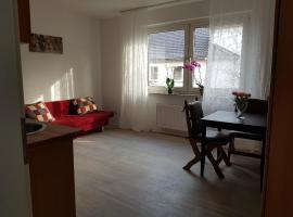 Helle Ferienwohnung an der Rheinpromenade 50 qm, apartment in Duisburg