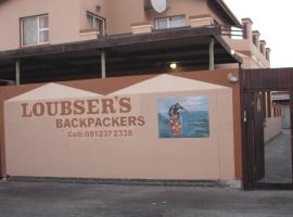 """Loubser""""s Backpackers, hostel in Walvis Bay"""