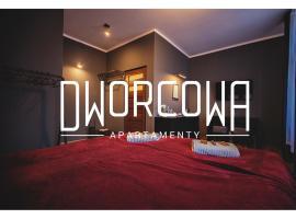 Apartamenty Dworcowa 10 – hotel w Bydgoszczy