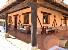 Maille Hotel Rural, hotel en Madrigal de la Vera