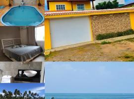 Casa Peroba Maragogi, holiday home in Maragogi