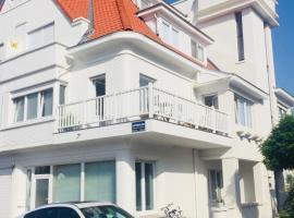 Pareltje in het rustige Knokke met ruim zuidgericht terras, Hotel in der Nähe von: Bahnhof Duinbergen, Knokke-Heist