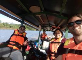 River Amazonas hostel, hostel in Puerto Maldonado