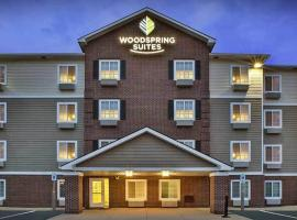 WoodSpring Suites Holland - Grand Rapids, hotel in Holland