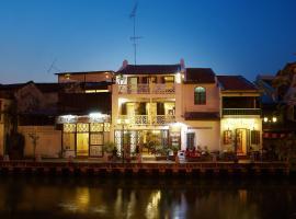 Wayfarer Guest House, guest house in Malacca