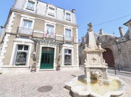 Best Western Plus Hôtel D'Angleterre, hotel in Bourges