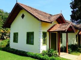 Springdale Heritage, accessible hotel in Thekkady