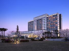 목포에 위치한 호텔 Hotel Hyundai by Lahan Mokpo
