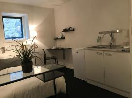 Studio in the city center of Leeuwarden, apartment in Leeuwarden