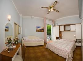Hotel Capri, отель в Габичче-Маре