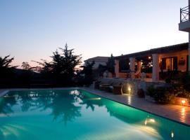 Villa Sounion, pet-friendly hotel in Sounio