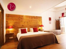 GuestHouse Vila Lusitania, hotel en Funchal