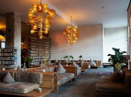 Michelberger Hotel, hotel near East Side Gallery, Berlin