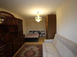 Soyuzny Prospect 24, hotel in Moscow