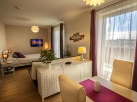 Luxurious, lovely and romantic apartment in Tabor, hotel v Táboře