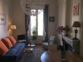 le gambetta, hôtel à Lyon près de: Université Jean-Moulin-Lyon-III