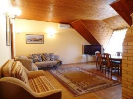 Апартаменты, hotel with jacuzzis in Anapa