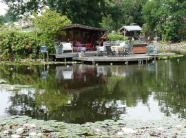 Paradijs Eiland, hotel near Recreatiepark Linnaeushof, Hillegom
