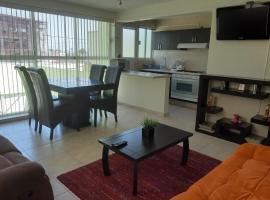 Departamento cómodo y completo en Toluca, apartamento en Toluca