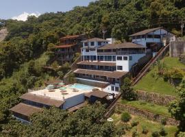 Pousada Ponta do Leste, hotel near Monsuaba Beach, Angra dos Reis