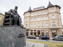 Modern Art Hotel, hotel near The Palace of Biesyadetskikh, Lviv