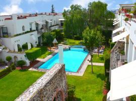 Doña Urraca Hotel & Spa, hotel 5 estrellas en Querétaro