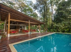 SATTA LODGE - ADULTS ONLY, hotel in Puerto Viejo