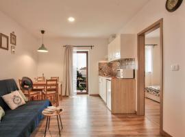 Apartments Tiny Garden, pet-friendly hotel in Medulin