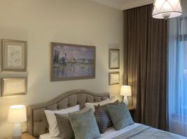 Royal Suite Apartments, отель в Москве