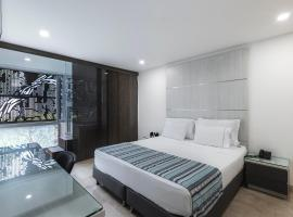 Hotel Madeiro, hotel near Medellin's Museum of Modern Art, Medellín