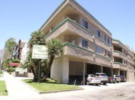 Royal Palace Westwood Hotel, hotel in Westwood, Los Angeles