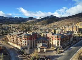 Sunrise Lodge, a Hilton Grand Vacations Club, resort in Park City