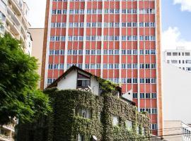 Hotel Tibagi, hotel in Curitiba