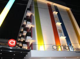 Amaris Hotel Bengkulu, hotel in Bengkulu