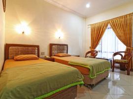 Hotel Melati, hotel poblíž Letiště Polonia - MES, Medan