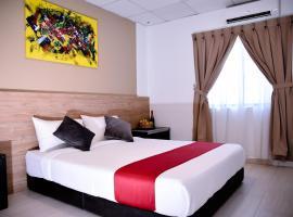 We Hotel, hotel near Sunway Carnival Mall, Butterworth