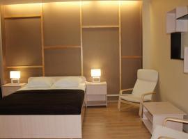 Гостиничный комплекс KARAT, отель в Красноярске